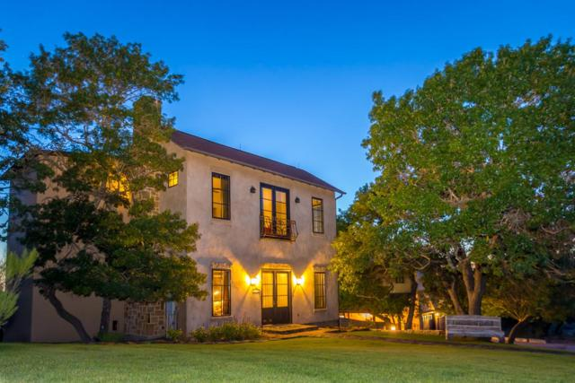 36 -- Scenic Ridge Dr, Fredericksburg, TX 78624 (MLS #76321) :: Absolute Charm Real Estate
