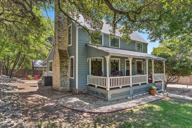 207 S Cherry St, Fredericksburg, TX 78624 (MLS #76458) :: Absolute Charm Real Estate