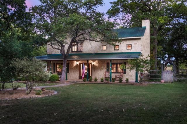 127 -- Emerald Loop, Fredericksburg, TX 78624 (MLS #76666) :: Absolute Charm Real Estate