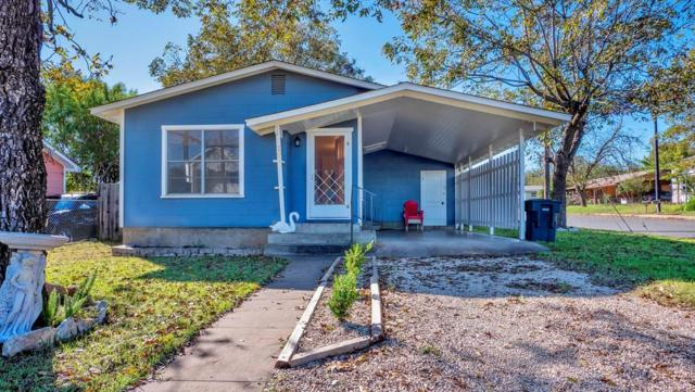 207 -- Park St, Fredericksburg, TX 78624 (MLS #76750) :: Absolute Charm Real Estate