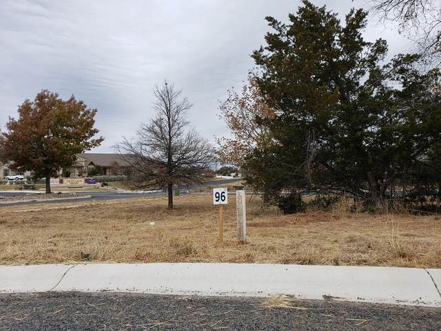 602 -- Les Paul Ct, Fredericksburg, TX 78624 (MLS #79853) :: Reata Ranch Realty