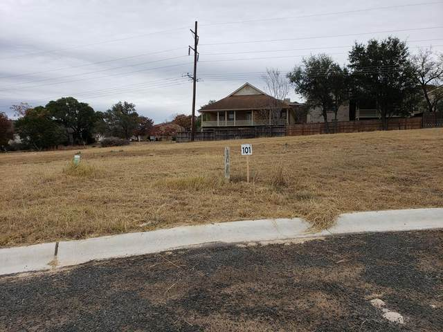 608 -- Taylor Ct, Fredericksburg, TX 78624 (MLS #79860) :: Reata Ranch Realty