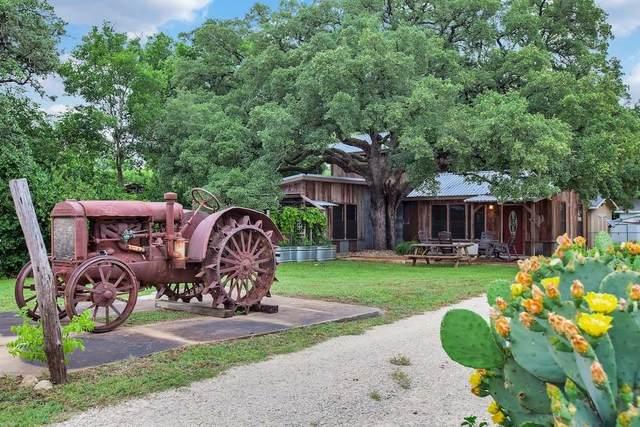 307 S Creek St, Fredericksburg, TX 78624 (MLS #80702) :: Reata Ranch Realty