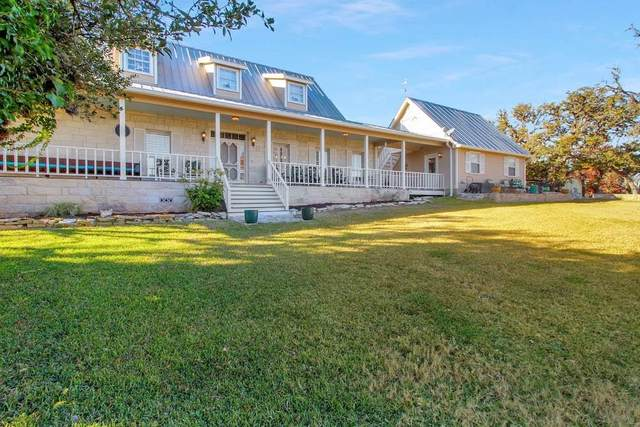 1405 -- Countryside Bend, Fredericksburg, TX 78624 (MLS #81257) :: Reata Ranch Realty