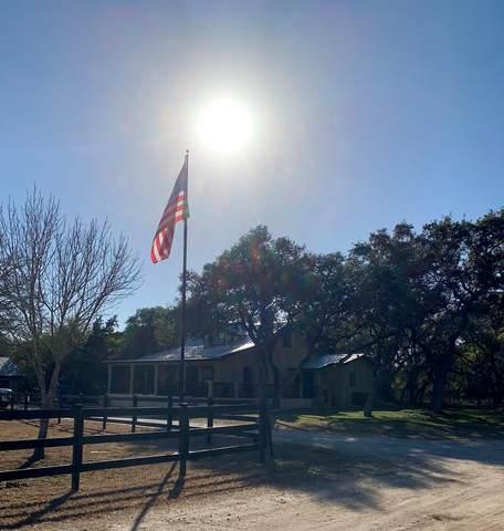 664 -- Dietrich Rd, Fredericksburg, TX 78624 (MLS #81388) :: Reata Ranch Realty