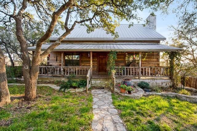 315 W Deer Rd, Fredericksburg, TX 78624 (MLS #81435) :: Reata Ranch Realty