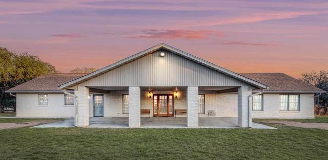 1300 -- Foster Ranch Rd, Fredericksburg, TX 78675 (MLS #81476) :: Reata Ranch Realty