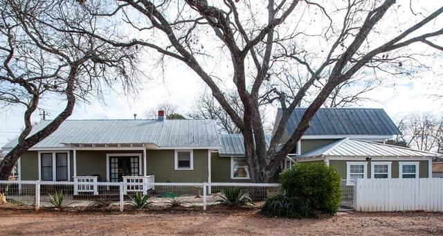 501 -- Post Oak Rd, Fredericksburg, TX 78624 (MLS #81516) :: Reata Ranch Realty