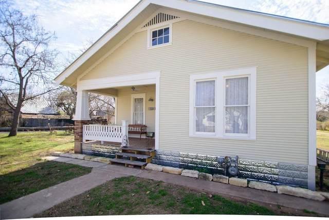 601 W Peach St, Fredericksburg, TX 78624 (MLS #81589) :: Reata Ranch Realty