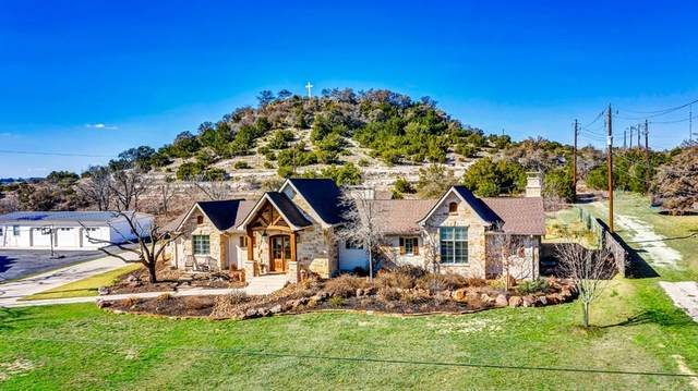 410 -- Cross Mountain Dr, Fredericksburg, TX 78624 (MLS #81669) :: Reata Ranch Realty
