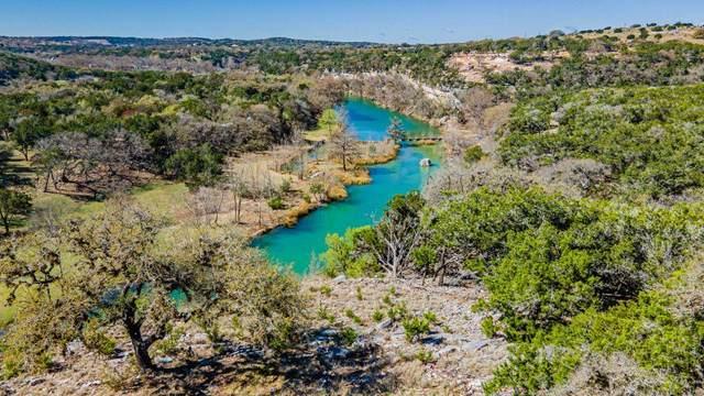 6 & 7 -- Gene Walker Trail, Hunt, TX 78024 (MLS #81760) :: Reata Ranch Realty