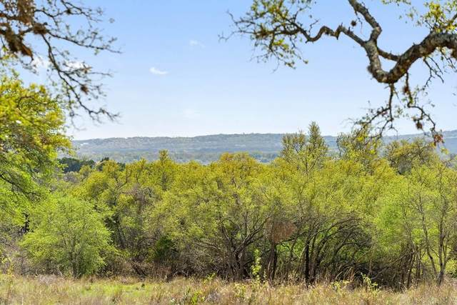 00 -- Persimmon Rd, Johnson City, TX 78636 (MLS #81847) :: Reata Ranch Realty