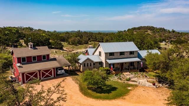 352 -- Cherokee Trace, Fredericksburg, TX 78624 (MLS #81875) :: Reata Ranch Realty