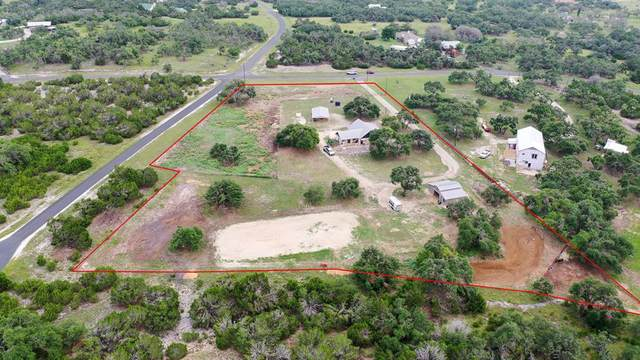 226 NW Deer Run Dr, Mountain Home, TX 78058 (MLS #82062) :: The Glover Homes & Land Group