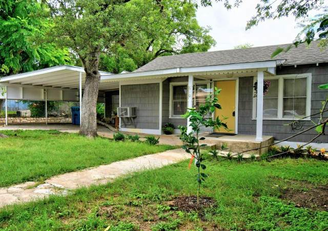610 -- Marion St, Kerrville, TX 78028 (MLS #82268) :: Reata Ranch Realty