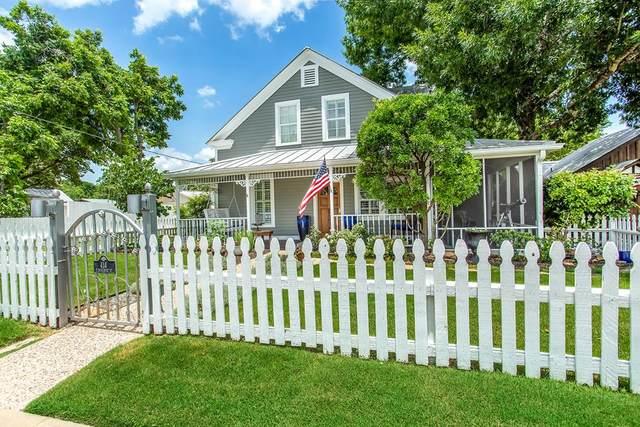 414 E Schubert St, Fredericksburg, TX 78624 (MLS #82284) :: The Glover Homes & Land Group