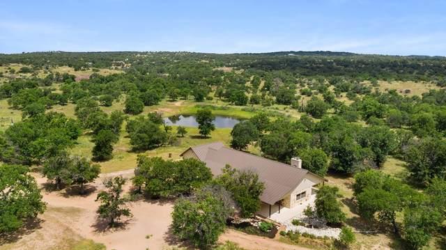 1099 -- Granite Springs Dr, Fredericksburg, TX 78624 (MLS #82344) :: Reata Ranch Realty