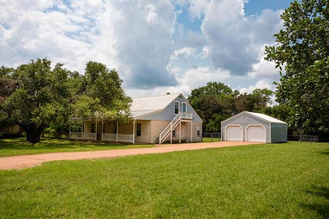 1002 -- Avenue D, Fredericksburg, TX 78624 (MLS #82439) :: The Glover Homes & Land Group