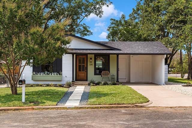335 W Burbank St, Fredericksburg, TX 78624 (MLS #82803) :: Reata Ranch Realty