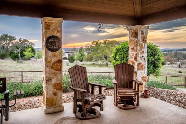 225 -- Contour Dr, Fredericksburg, TX 78624 (MLS #75451) :: Absolute Charm Real Estate
