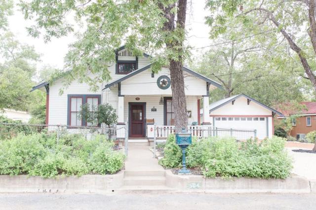 504 W Creek St, Fredericksburg, TX 78624 (MLS #76521) :: Absolute Charm Real Estate