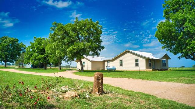 1402 E Pontotoc, Mason, TX 76856 (MLS #82047) :: Reata Ranch Realty