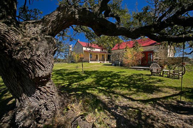 457 NW Bob Moritz Dr, Fredericksburg, TX 78624 (MLS #76316) :: Absolute Charm Real Estate