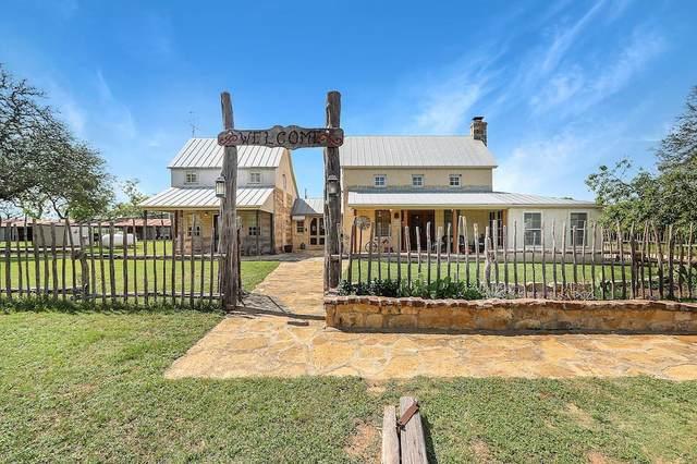 3234 -- Luckenbach Rd, Fredericksburg, TX 78624 (MLS #82024) :: Reata Ranch Realty