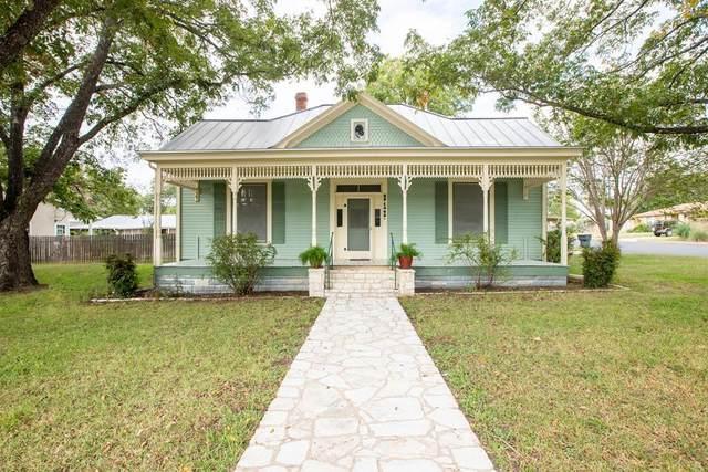 312 E College St, Fredericksburg, TX 78624 (MLS #82707) :: The Glover Homes & Land Group
