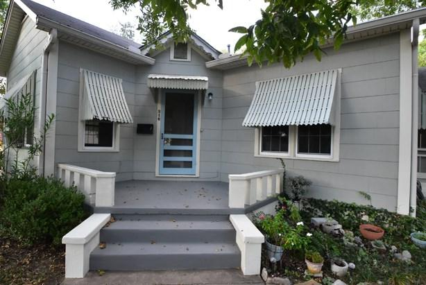 316 W Orchard St, Fredericksburg, TX 78624 (MLS #74545) :: Absolute Charm Real Estate