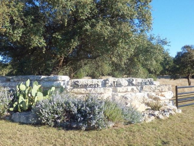 0 -- Seven Falls Ranch Rd, Fredericksburg, TX 78624 (MLS #75786) :: Absolute Charm Real Estate