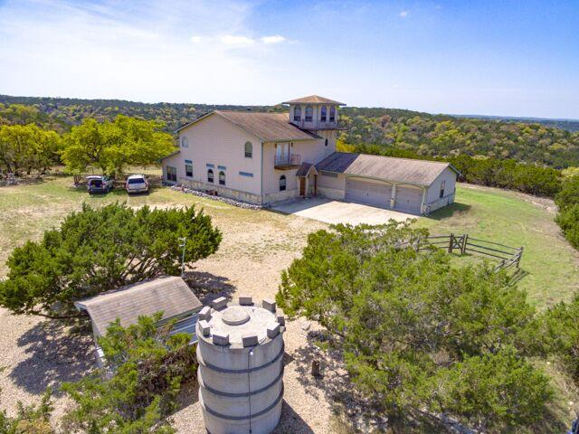 164 -- Balsly Rd, Center Point, TX 78010 (MLS #76246) :: Absolute Charm Real Estate