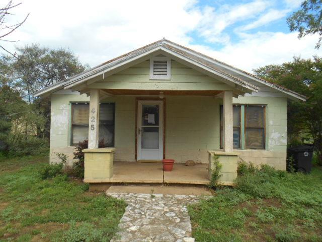 426 S Pecan St, Mason, TX 76856 (MLS #76725) :: Absolute Charm Real Estate