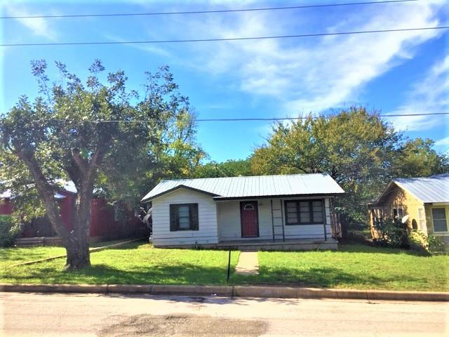 1007 -- Flag St, Llano, TX 78643 (MLS #76774) :: Absolute Charm Real Estate