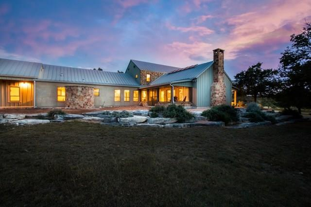 745 N Cowgirl Ranch Rd, Doss, TX 78618 (MLS #76803) :: Absolute Charm Real Estate