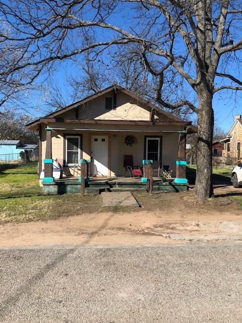 517 N Brazos, Mason, TX 76856 (MLS #76964) :: Absolute Charm Real Estate
