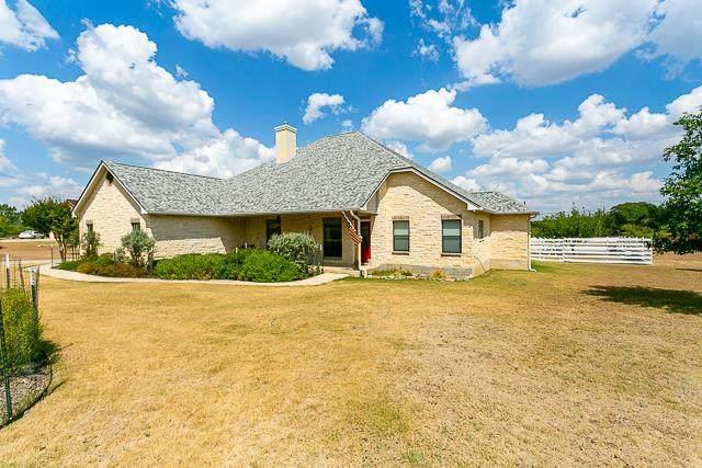 220 E Skye Drive, Kerrville, TX 78028 (MLS #80662) :: Reata Ranch Realty