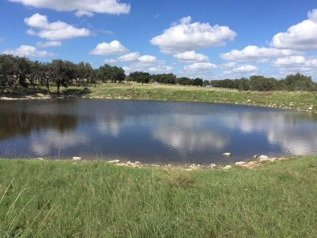 00 -- Vista View Lane, Fredericksburg, TX 78624 (MLS #81342) :: Reata Ranch Realty