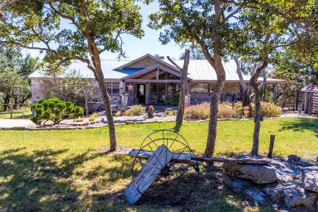 338 -- Wallendorf-Bohnert Rd, Fredericksburg, TX 78624 (MLS #82994) :: Reata Ranch Realty