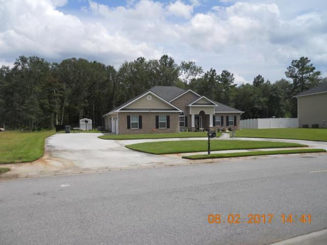 331 Wexford Drive, Hinesville, GA 31313 (MLS #126673) :: Coldwell Banker Holtzman, Realtors