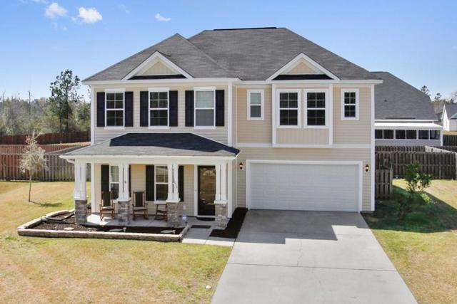 1053 Marne Boulevard, Hinesville, GA 31313 (MLS #126711) :: Coldwell Banker Holtzman, Realtors