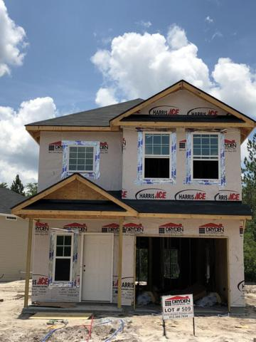 1301 Karen Court, Hinesville, GA 31313 (MLS #128115) :: Coldwell Banker Holtzman, Realtors