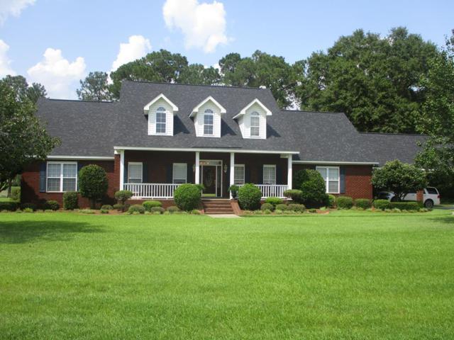 805 Merganser Circle, Glennville, GA 30427 (MLS #128400) :: Coldwell Banker Holtzman, Realtors