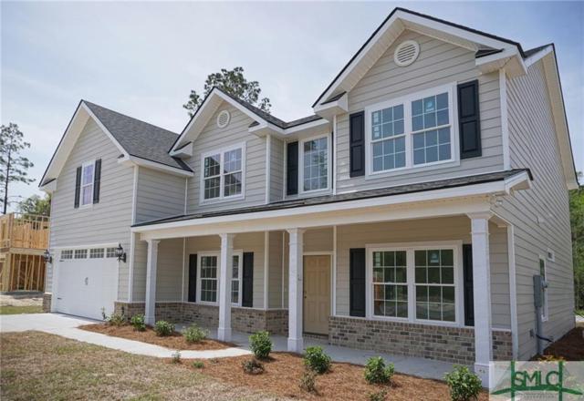 383 Kerry Drive, Richmond Hill, GA 31324 (MLS #128772) :: Coldwell Banker Holtzman, Realtors