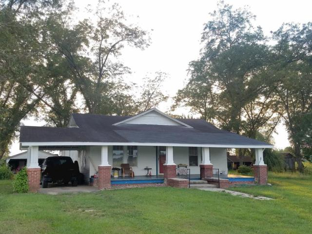 1293 Lilly Lane, Glennville, GA 30427 (MLS #128821) :: Coldwell Banker Holtzman, Realtors