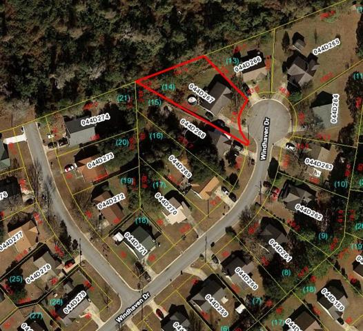 666 Windhaven Drive, Hinesville, GA 31313 (MLS #128831) :: Coldwell Banker Holtzman, Realtors