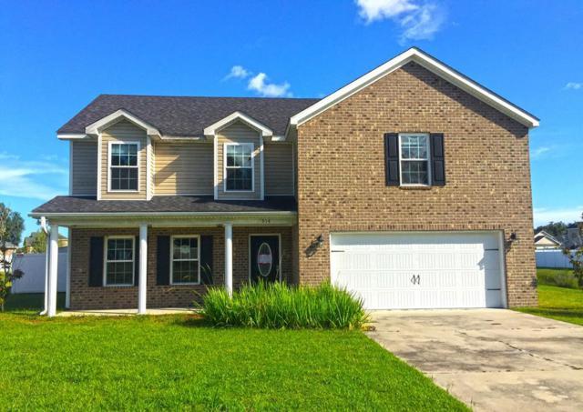 914 Oak Crest Drive, Hinesville, GA 31313 (MLS #128832) :: Coldwell Banker Holtzman, Realtors