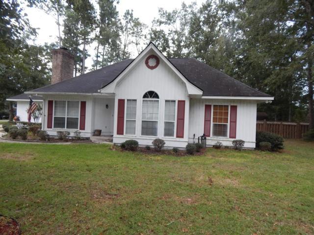 203 Topi Trail, Hinesville, GA 31313 (MLS #128844) :: Coldwell Banker Holtzman, Realtors