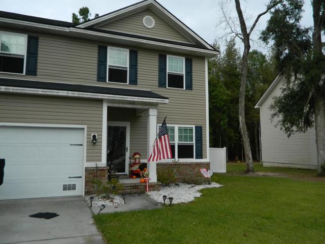 1260 Peacock Trail, Hinesville, GA 31313 (MLS #129626) :: Coldwell Banker Holtzman, Realtors