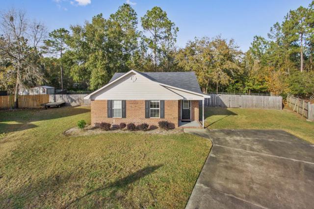 1258 Chinook Way, Hinesville, GA 31313 (MLS #129631) :: Coldwell Banker Holtzman, Realtors